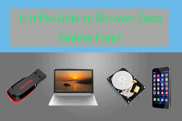 Data Recovery Online Is It Possible To Recover Data Online Free