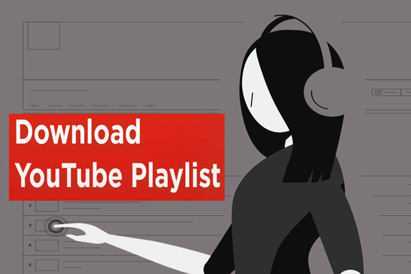 baixar playlist YouTube