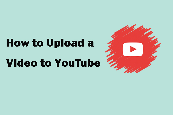 how to upload video to youtube thumbnail