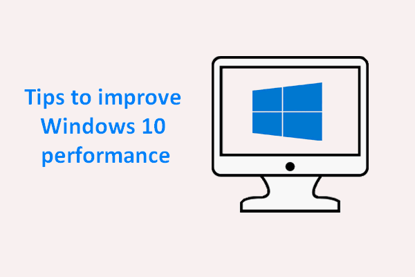 improve windows 10 performance tips thumbnail
