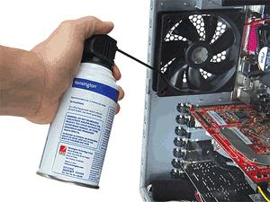 bilgisayarınızın tozunu temizleyin