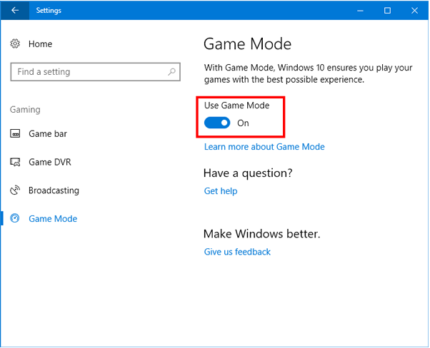Here Are 10 Tips To Optimize Windows 10 For Gaming