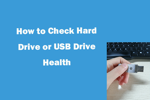 check hard drive usb health free thumbnail