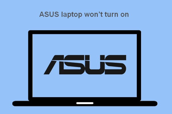fix asus laptop wont turn on thumbnail