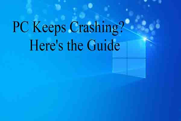 Computer Crashes When Playing Games! – Here Are Solutions
