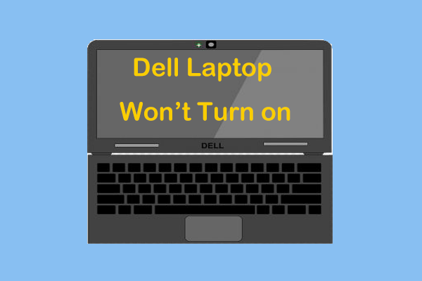 Here S What To Do When Dell Laptop Won T Turn On Or Boot Up