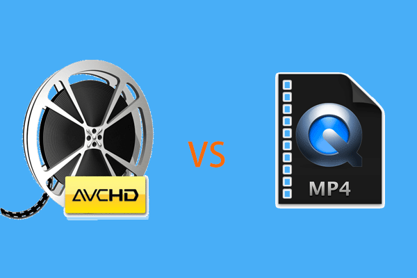 Differences Between AVCHD And MP4