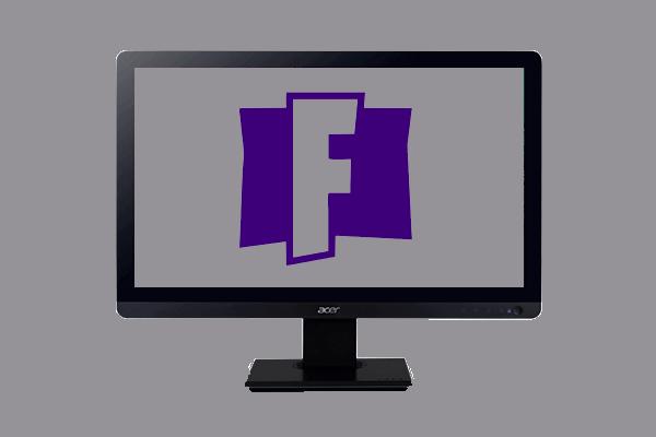 how to make fortnite run better on pc thumbnail