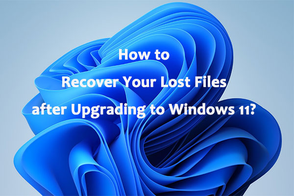 recover files after upgrading to windows 11 thumbnail