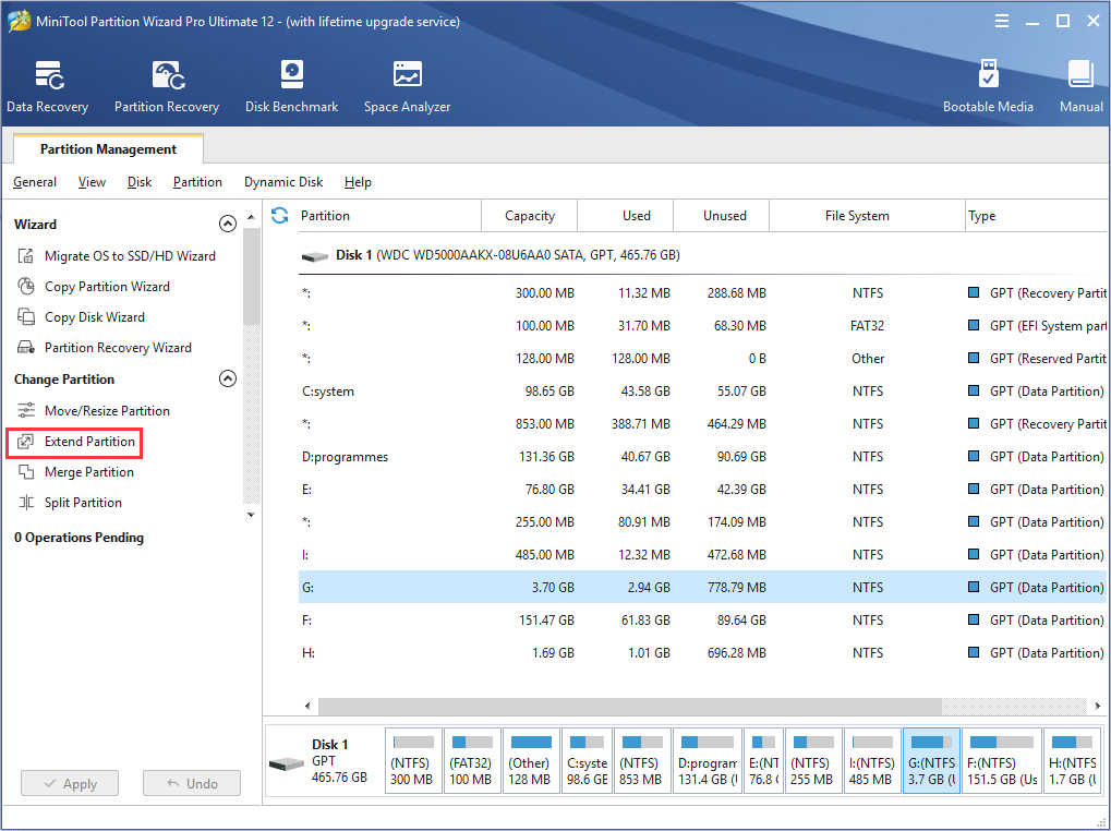 mini partition tool portable free