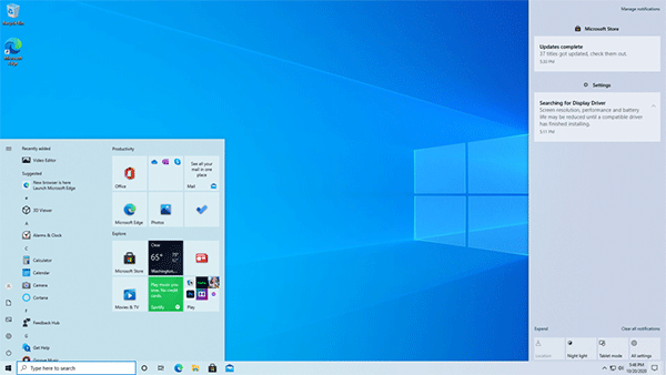 A Simple Introduction to Windows 10