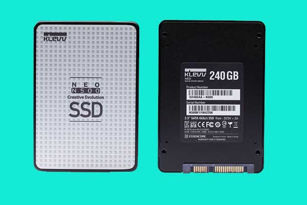 KLEVV Launches the Newest Neo N500 72-Layer NAND Memory SSD