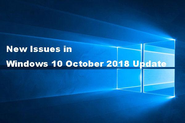 win 10 october 2019 update