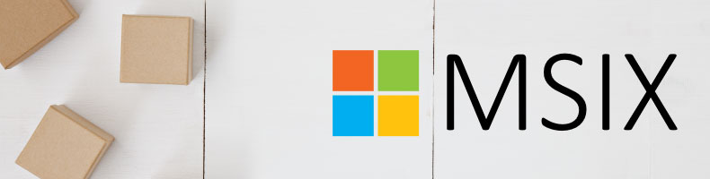 Older Windows 10 Versions (1709 and 1803) Get MSIX Format