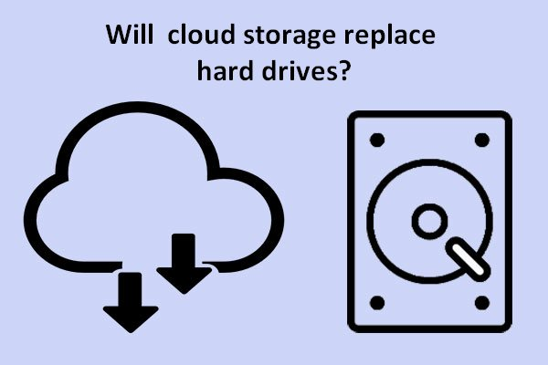 cloud storage and hard drives thumbnail