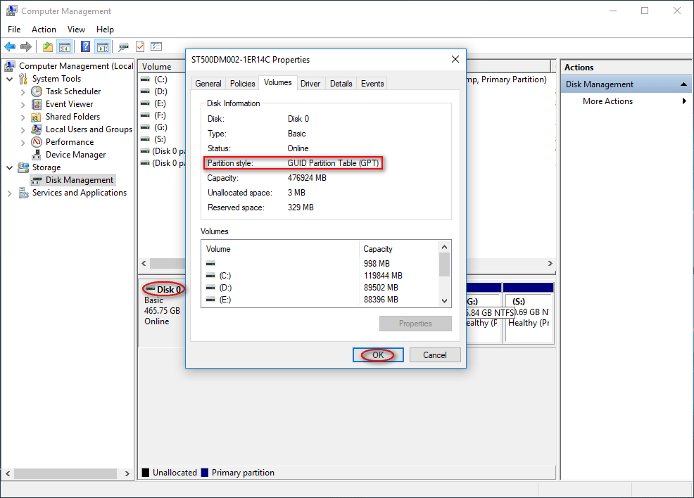 How To Mirror Boot Drive On Windows 10 For UEFI - MiniTool