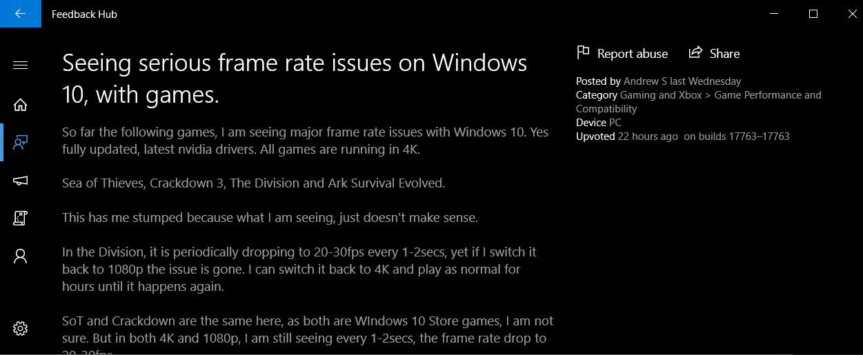 Windows 10 KB4482887 Game Performance Issues Occurs? How to