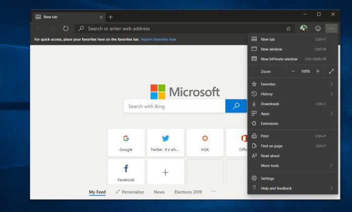 Microsoft Edge Windows 10 Is now Officially Available - MiniTool