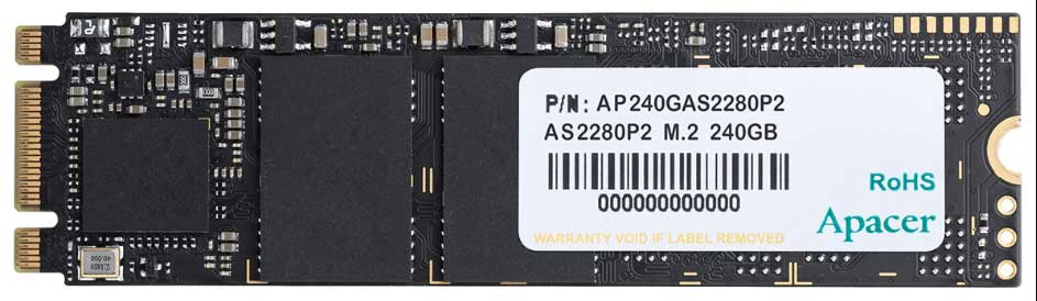 AS2280P2 Pro Panther SSD