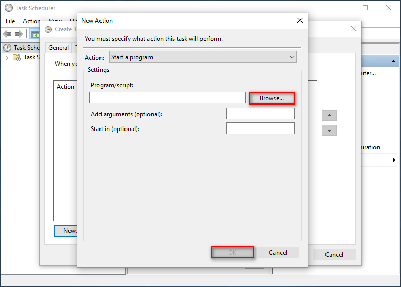 Create Script To Copy Files From One Folder To Another On