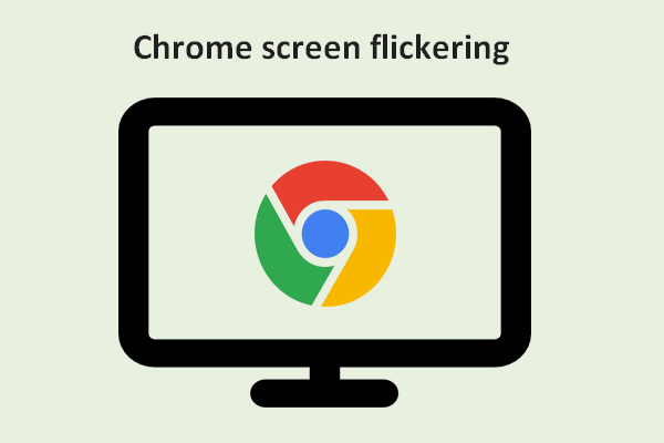 fix chrome screen flickering issue thumbnail