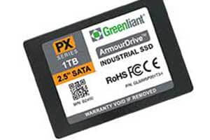 Greenliant 88 PX Series NVMe M.2 ArmourDrive SSD