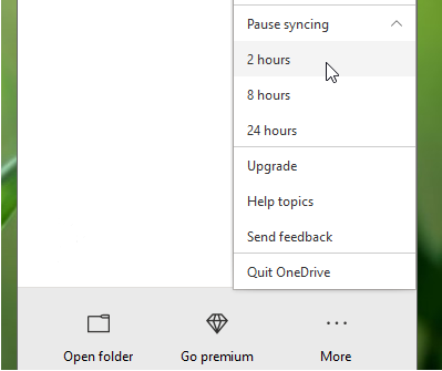 "How to Deal with ""OneDrive Sync Pending"" in Windows 10"