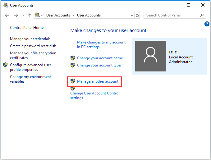 How to Change/Remove/Bypass Password Windows 10 If You