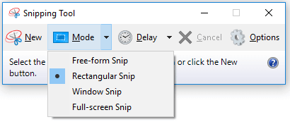 How to Use Snipping Tool Windows 10 to Capture Screenshots