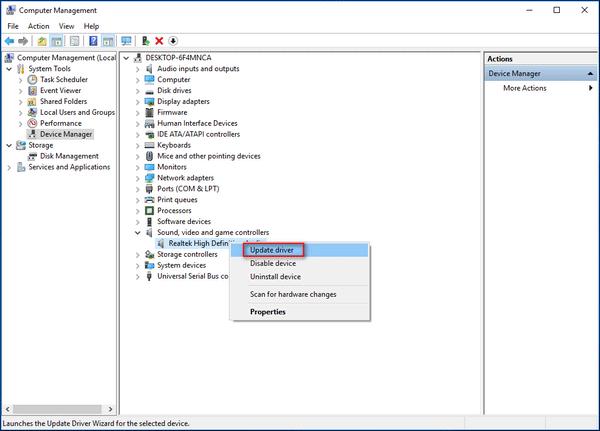 No Sound On Laptop Windows 10: Problem Solved - MiniTool