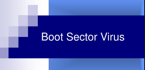 The boot sector virus: what it is and how to remove it.