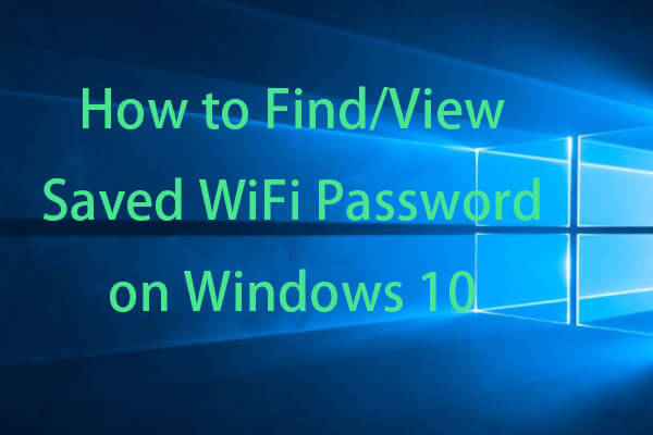 how to find wifi password on windows 10 thumbnail