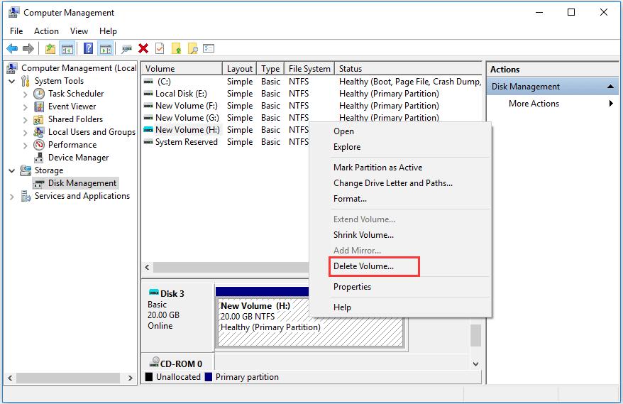 Làm Cách Nào Để Xóa Ổ Đĩa Ảo Trên Windows 10? - VERA STAR