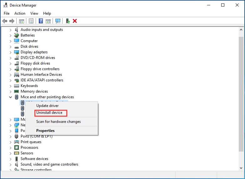 What To Do When Mouse Keeps Disconnecting In Windows 10