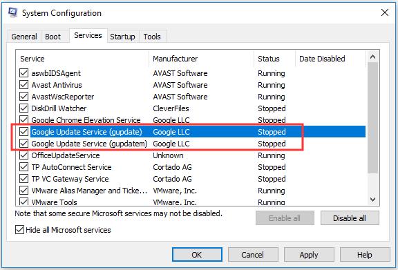 Cách Chặn Chrome Tự Động Cập Nhật Trên Windows 10 - HUY AN PHÁT