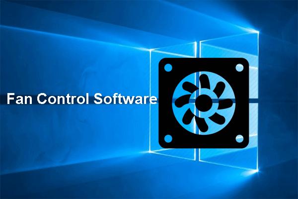 Top 10 Fan Control Software On Windows 10