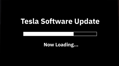 New Tesla Software Update Continues To Roll Out On Most ...