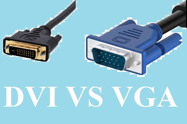 Dvi Vs Vga Difference And Comparison Diffen 15