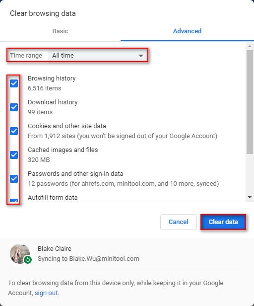 Fix Google Docs Unable To Load File