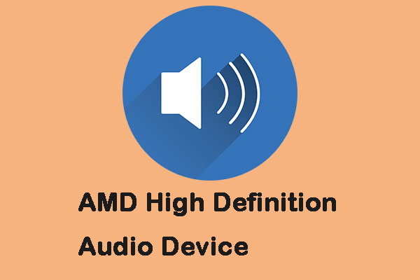 amd high definition audio device thumbnail