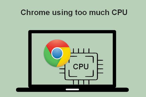 Chrom używa zbyt dużo CPU