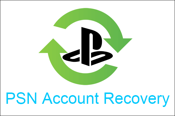Sony Psn Account Recovery Ps5 Ps4 Recovery Without Email