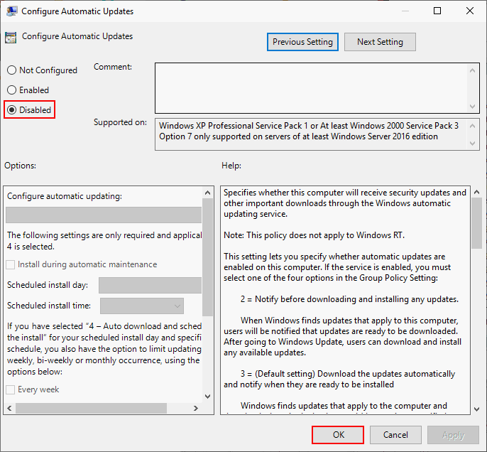 How To Stop A Windows Update While It's In Progress