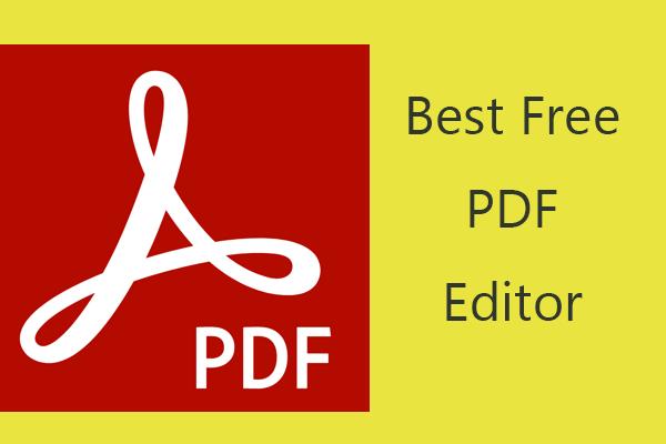 10 Best Free Pdf Editors For Windows 10 Or Online To Edit Pdf
