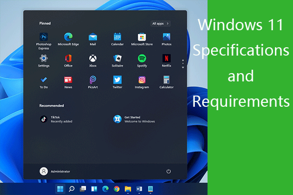 windows 11 specifications thumbnail